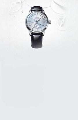 全顾客购买时赠送SEIKO表时钟(但,颜色随机赠送)