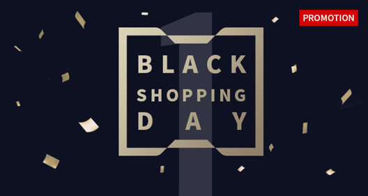 BLACK SHOPPING DAY