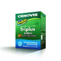 트리플러스 (멀티비타민,미네랄,오메가-3를 한번에!!)