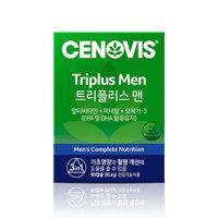 트리플러스 맨 90C(성인 남성의 필수 영양에 맞춘 멀티비타민, 미네랄, 오메가-3 함유, 면역력 강화, 에너지 증진에 도움)
