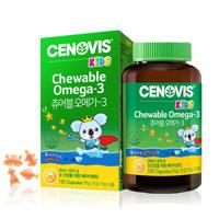 키즈 츄어블 오메가-3(성장기 어린이에게 필요한 DHA, EPA 함유, 어린이 눈 건강을 위한 솔루션)