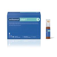 바이탈F 액상+캡슐형 (여성용 종합영양제)