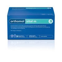바이탈M 정제+캡슐형 (액상이 아닌 가벼운 남성용 종합영양제)