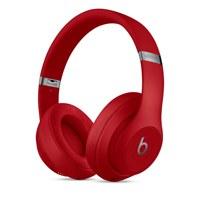 Beats Studio3 Wireless 오버 이어 헤드폰 - 레드
