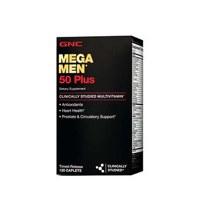메가맨 50플러스 120정 (중년 남성 종합비타민) MEGA MEN 50 Plus 120 CAPLETS