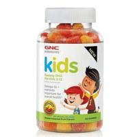 맛있게 씹어먹는 어린이 오메가3( 두뇌와 망막의 구성성분) KIDS DHA GNUMMYS
