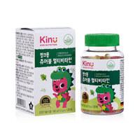 키누 핑크퐁 츄어블 멀티비타민(어린이 종합비타민)KINU PINKFONG CHEW MULTI