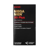 메가맨 50플러스 120정 (중년남성 종합비타민, 전립선건강)
