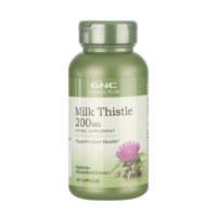 밀크씨슬 200mg 100캡슐 (간 건강, 숙취해소,피로회복)