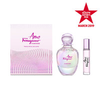 AMO FLOWERFUL TRAVEL KIT 100ML +10ML P.SPRAY