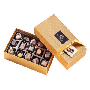 Gold Discovery Chocolate Gift Box (15pieces)