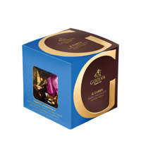 Dark Chocolate Assortment G Cube Truffle (22 pieces)