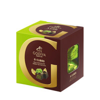 Milk Chocolate Matcha Green Tea G Cube Truffle (22 pieces)
