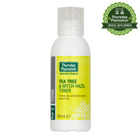 TEA TREE WITCH HAZEL TONER 100ml
