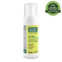 TEA TREE FACE WASH FOAM 150ml