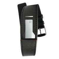 [KLOKERS] KLINK-01-MC1 STANDARD SINGLE STRAP, 22MM, 230MM, SATIN BLACK