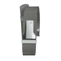 [KLOKERS] KLINK-05-MC1 MILANO STRAP, 20MM, 230MM, STEEL-GRAY