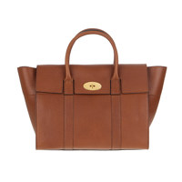 Bayswater with Strap Grain Veg Tanned