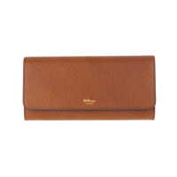 CONTINENTAL WALLET GRAIN VEG TANNED