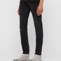 REX DAMAGED / Washed Black / Size 28