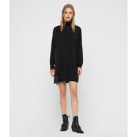 PAOLA DRESS / Black / M