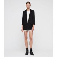 ALEIDA BLAZER / Black / Size 6