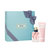 Miu Miu L Eau Rosee EDP 100ml + Hand Cream 75ml (Xmas Set)