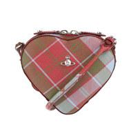 DERBY HEART CROSSBODY BAG VIVIENNE'S TARTAN