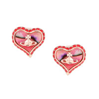 PETRA EARRINGS PINK GOLD/PINK
