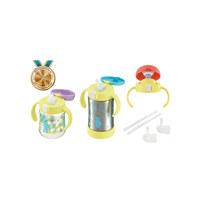 TLI 스텝업 머그세트 프리미엄 옐로우(TLI Step-up Bottle Mug Set Premium Y)