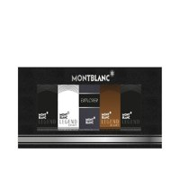 MONTBLANC 5-PIECE MINIATURE SET