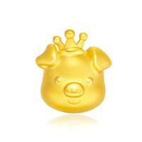 24K 골드 펜던트 - 12간지 돼지띠 (21599)