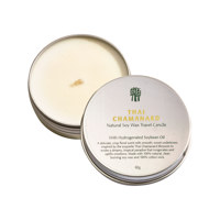 Thai Chamanard Soy Wax Candle