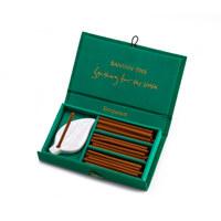 Incense in Silk Box Bergamot