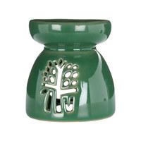 Ceramic Burner (Green) Mini size