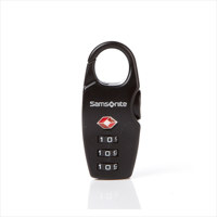 TRAVEL LINK ACC. TSA 3-DIAL LOCK I 2 BLACK