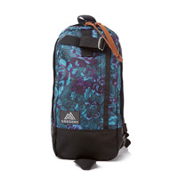 CLASSIC BAGS SWITCH SLING TAP. BLUE TAPESTRY