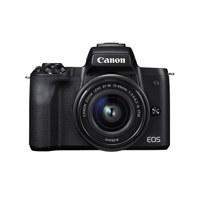 EOS M50 BK 바디 + 15-45 렌즈