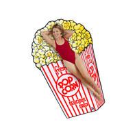 gigantic popcorn beach blanket