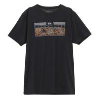 퀵실버 숏슬리브 래쉬가드 티셔츠 (THE JUNGLE SS)