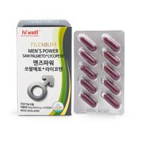 맨즈파워 소팔메토+라이코펜 60캡슐(남성건강)