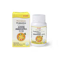 프로바이오틱스 츄어블 60정(2개월분/ 온가족용 유산균)