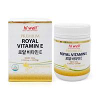 로얄 비타민E 200 캡슐(로얄제리)