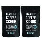 COFFEE SCRUB COCONUT DUO 220g*2