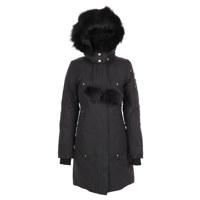Ladies Stirling Parka/ All Black/ M