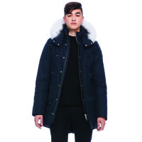 Mens Stirling Parka/ Navy/ XL