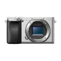 APS-C 타입 미러리스 카메라 알파6400 실버 바디킷 ILCE-6400