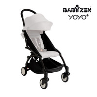 YOYO+ 6+ Stroller - Black Frame(시트 미포함)