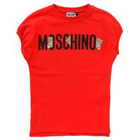 모스키노 로고 반팔 티셔츠 6Y