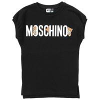 모스키노 로고 반팔 티셔츠 14Y